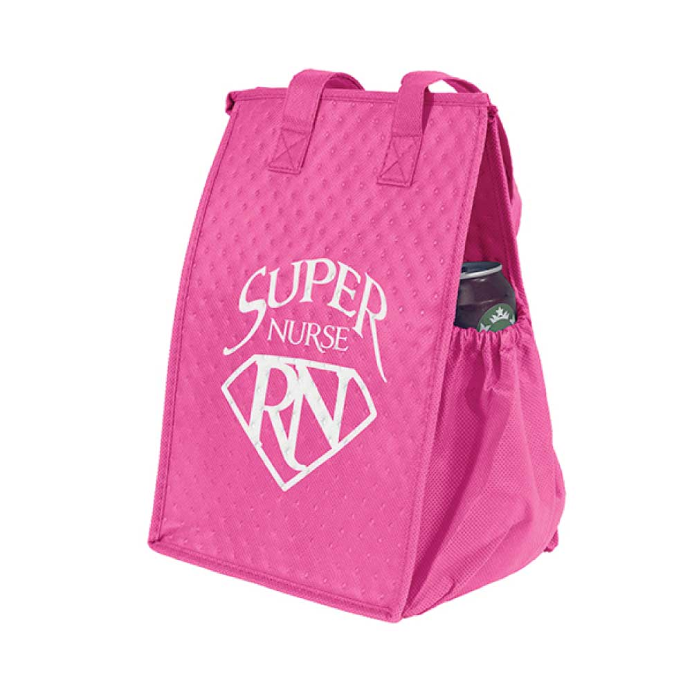 Insulated Tote Bag - Single Color Imprint Thumbnail