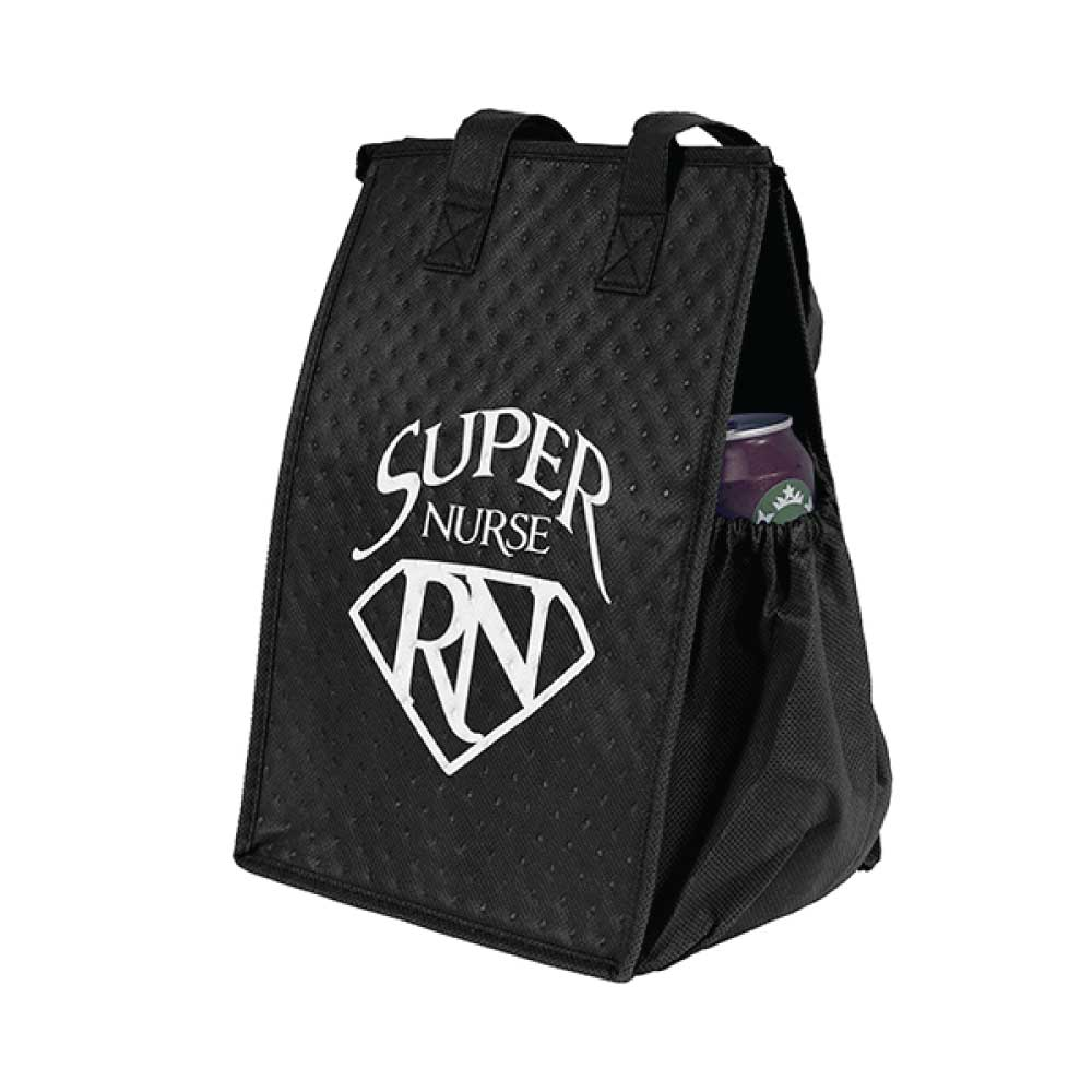Insulated Tote Bag - Single Color Imprint