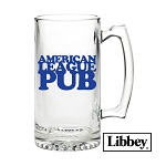 25 oz. Glass Mug with Trigger Handle / L5272 Thumbnail