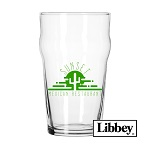 20 oz. English Pub Glass / 14801HT Thumbnail