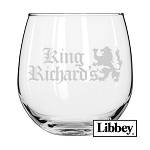 16.75 oz. Stemless Red Wine Glass / L222 Thumbnail