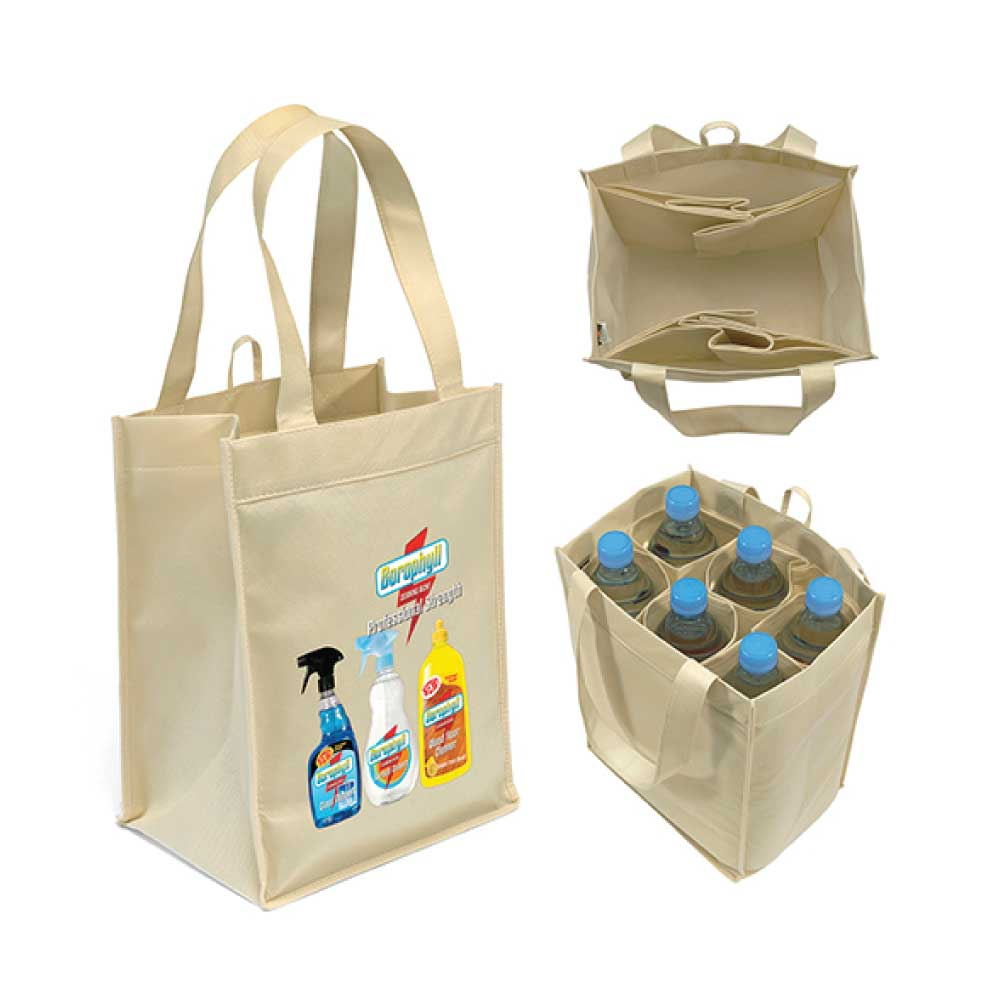 Versatile Tote Bag - Full Color Imprint