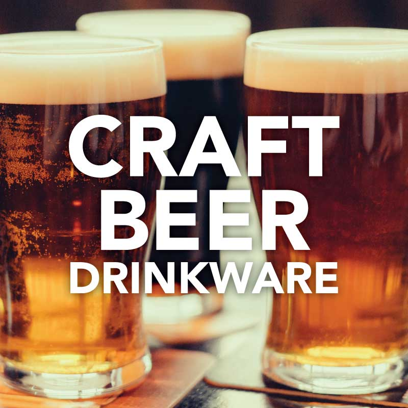 Craft Beer Drinkware