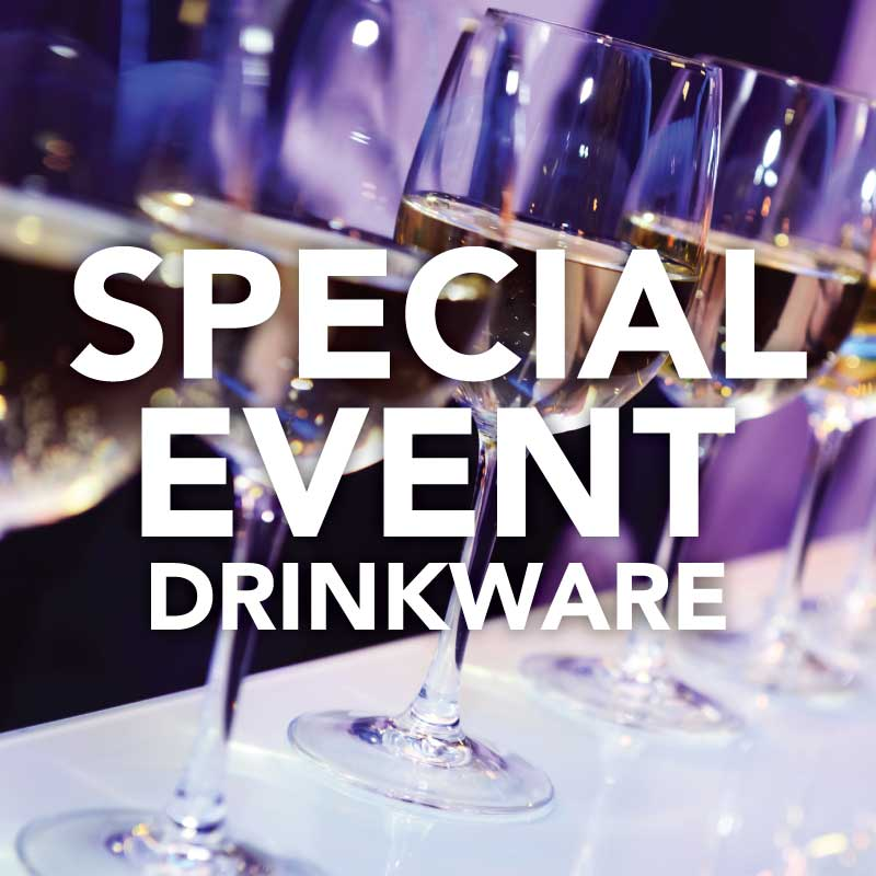 Special Event Drinkware
