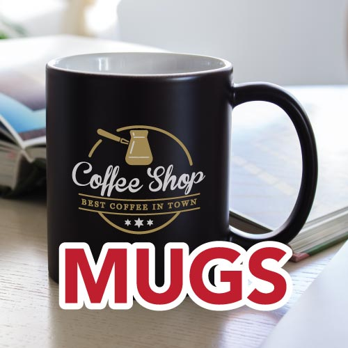 Custom Printed Ceramic Coffee Mugs