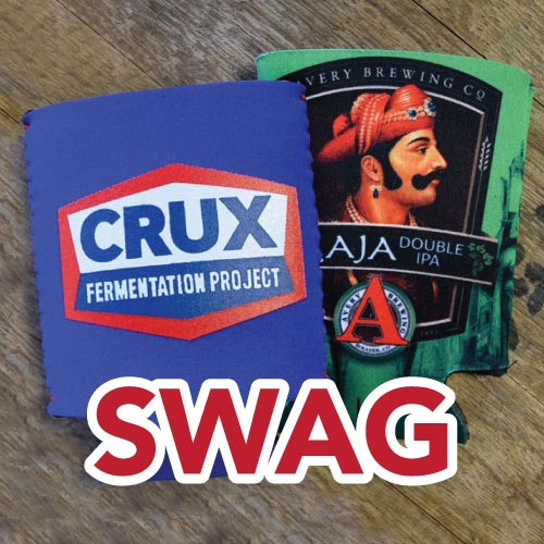 Custom Printed Promotional Coasters, Coolers, Plastic Cups, Bottle Openers, and More!