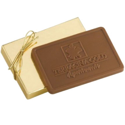 Custom Printed Chocolate Bar Mold