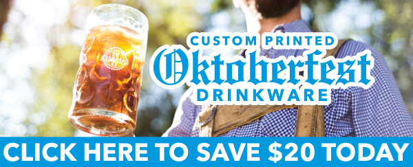 Custom Printed Oktoberfest Sale